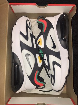 NIKE AIR MAX 200 SIZE 9.5 for Sale in Silver Spring, MD