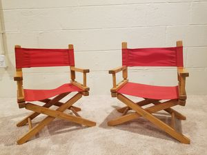 Kid Director Chairs for Sale in UPPER ARLNGTN, OH