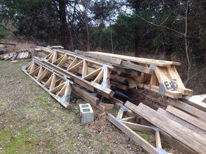 Wooden trusses for Sale in Mount Juliet, TN