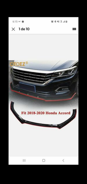 Spoiler Fit 2018-2020 Honda Accord Civic toyota es Universal for Sale in Gaithersburg, MD