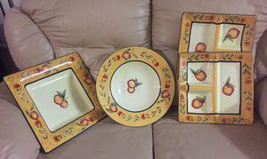Serving platters for Sale in Winter Garden, FL