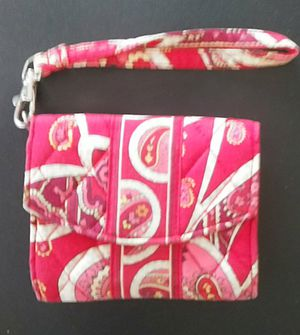 Vera Bradley Rosy Posey Cell Phone Wristlet for Sale in Dallas, TX