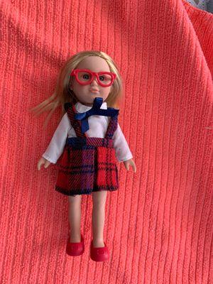 Mini American girl doll for Sale in Salt Lake City, UT