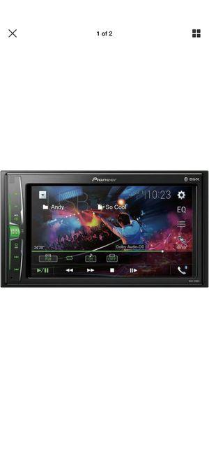 "Pioneer MVH-210EX Double 2-DIN 6.2"" Touchscreen Car Stereo Multimedia Receiver for Sale in Atlanta, GA"