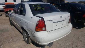 2005 Hyundai Accent for Parts 047065 for Sale in Nellis Air Force Base, NV