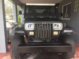 1995 Jeep Wrangler for Sale in Sebring, FL