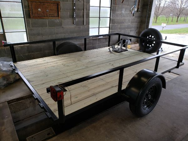 Smokers grills an utility trailers