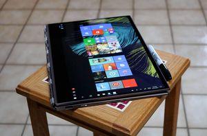 "LENOVO YOGA 920 TOUCHSCREEN 2 IN 1 LAPTOP 14""INTEL i7-8550u, 8GB RAM, 256GB SSD, WIN-10, super fast laptop for Sale in Los Angeles, CA"