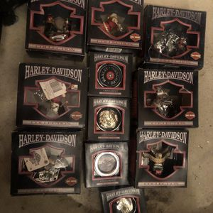 Harley Davidson Ornaments for Sale in Palos Heights, IL