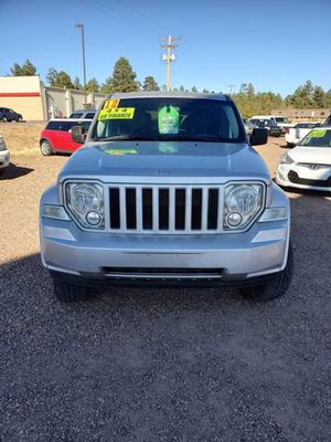2012 Jeep Liberty for Sale in Heber-Overgaard, AZ