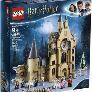 LEGO Harry Potter Hogwarts Clock Tower Set for Sale in Wilmington, NC