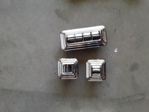 3-Chevrolet*Windows Switch .50's to 70 for Sale in San Jacinto, CA