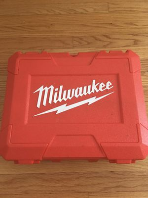 Milwaukee tool box for Sale in North Andover, MA