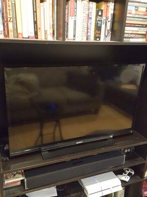 "40"" Sony Bravia HDTV for Sale in Seattle, WA"