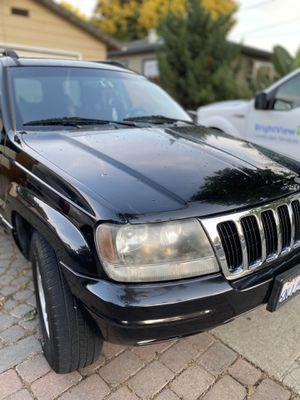 2002 Jeep Grand Cherokee 4WD for Sale in Palo Alto, CA