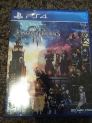 Kingdom hearts 3 for Sale in Bakersfield, CA