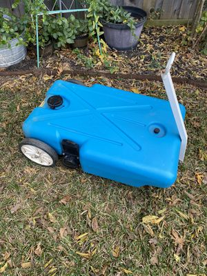 Travel Trailer Waste Disposal 25gal for Sale in Grapevine, TX