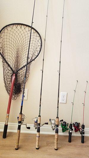 Cañas de pescar for Sale in Corona, CA