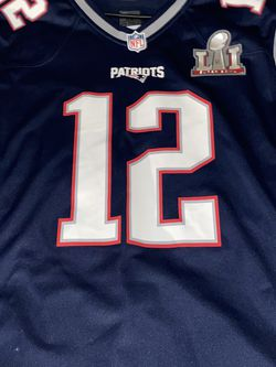 New Tom Brady Super Bowl Patriots Jersey for Sale in Fort Lauderdale,  FL