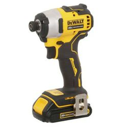 Dewalt 20-Volt MAX Cordless Brushless Compact 1/4 in. Impact Driver (Tool Only) for Sale in Yakima,  WA