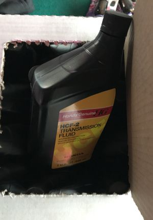 Honda hcf-2 transmission fluid for Sale in Ontario, CA