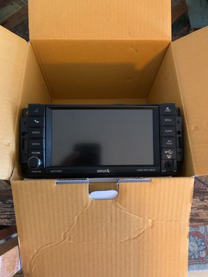 Jeep JK Navigation with cd player for Sale in Los Angeles, CA