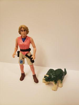 Jurassic park / Ellie Sattler and Dino for Sale in Margate, FL