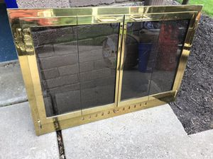 STEEL FIREPLACE DOOR for Sale in Greensburg, PA