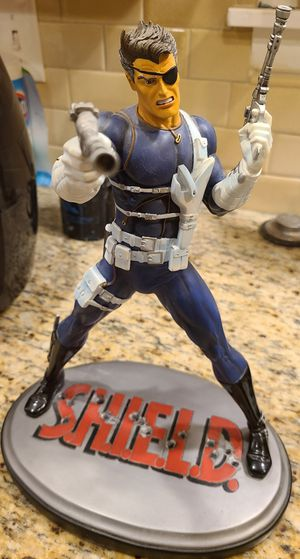 Diamond Select Marvel Nick Fury Statue for Sale in Aspen Hill, MD
