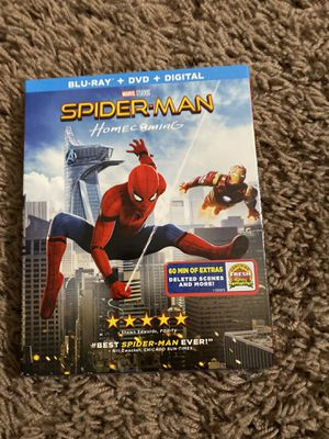Spider-Man Homecoming brand new for Sale in Rialto, CA