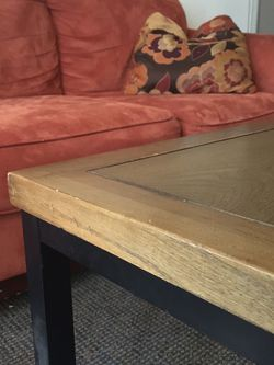 Coffee Table, Side Table, Made of wood and Metal for Sale in Culver City,  CA
