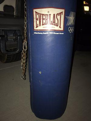 Punching bag for sale for Sale in Nashville, TN