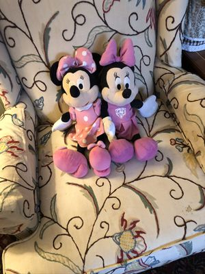 Disney Minnie Mouse Dolls for Sale in Suffolk, VA
