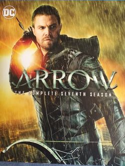 Arrow: The Complete Seventh Season Blu Ray Box Set for Sale in Brooklyn, NY