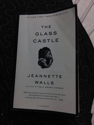 The glass castle by Jeannette walls for Sale in South Houston, TX