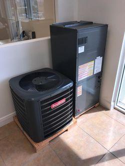 Air conditioner 1.5 2 3 3.5 4 5 Ton 14 seer 16 seer for Sale in Hialeah,  FL