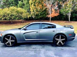"""2012_Charger V6, 3.6 Rear Head Room: 36.6"""" for Sale in Holyoke, MA"""