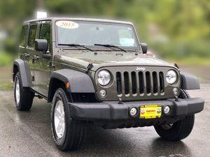 2015 Jeep Wrangler for Sale in Kirkland, WA
