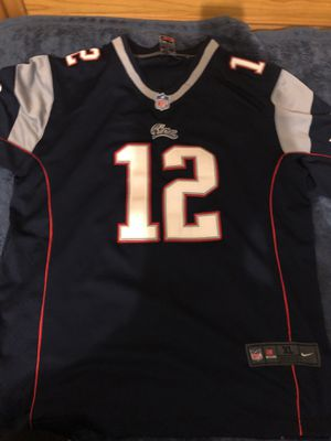 NFL Jersey- Tom Brady (New England Patriots) Youth XL for Sale in Brooklyn, NY