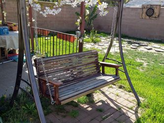Porch Swing Wooden for Sale in San Diego,  CA