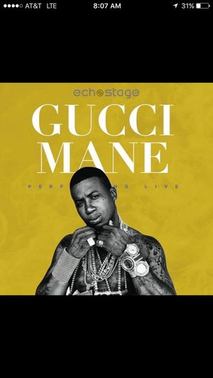 Gucci Mane Live in Concert for Sale in Chevy Chase, MD