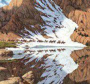 """Bev Doolittle """"season of the eagle"""". for Sale in Denver, CO"""