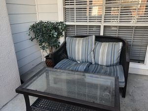 Outdoor furniture for Sale in San Antonio, TX
