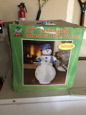 Snowman for Sale in Stockton, CA