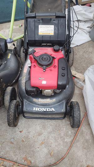 honda lawn mower for Sale in Santa Ana, CA