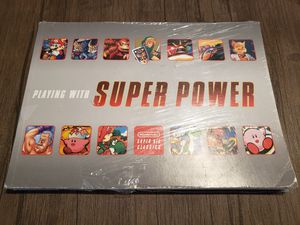 Nintendo Playing with Super Power Book for Sale in Las Vegas, NV