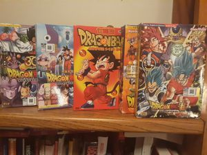 Dragonball z Super all 5 boxes for Sale in Alexandria, LA