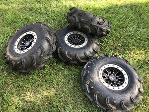 Maxxis Zilla ATV UTV MUD TIRES - SET OF 4 for Sale in Cocoa, FL