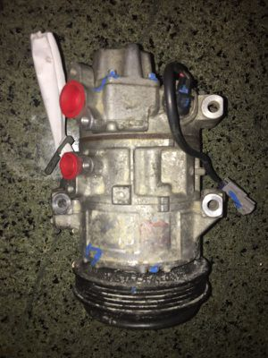 2009 toyota yaris ac compressor for Sale in North Las Vegas, NV