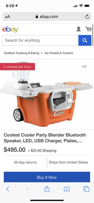 Coolest Cooler for Sale in Phoenix, AZ
